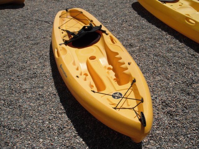 Where to rent 1 Person Kayak in American River California